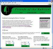 Friends of the Rubicon