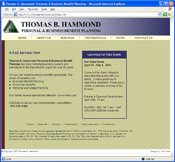 Thomas B. Hammond: Personal & Business Benefit Planning