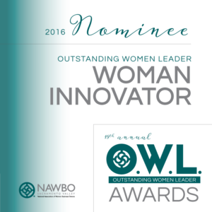 NAWBO OWL Award Innovator
